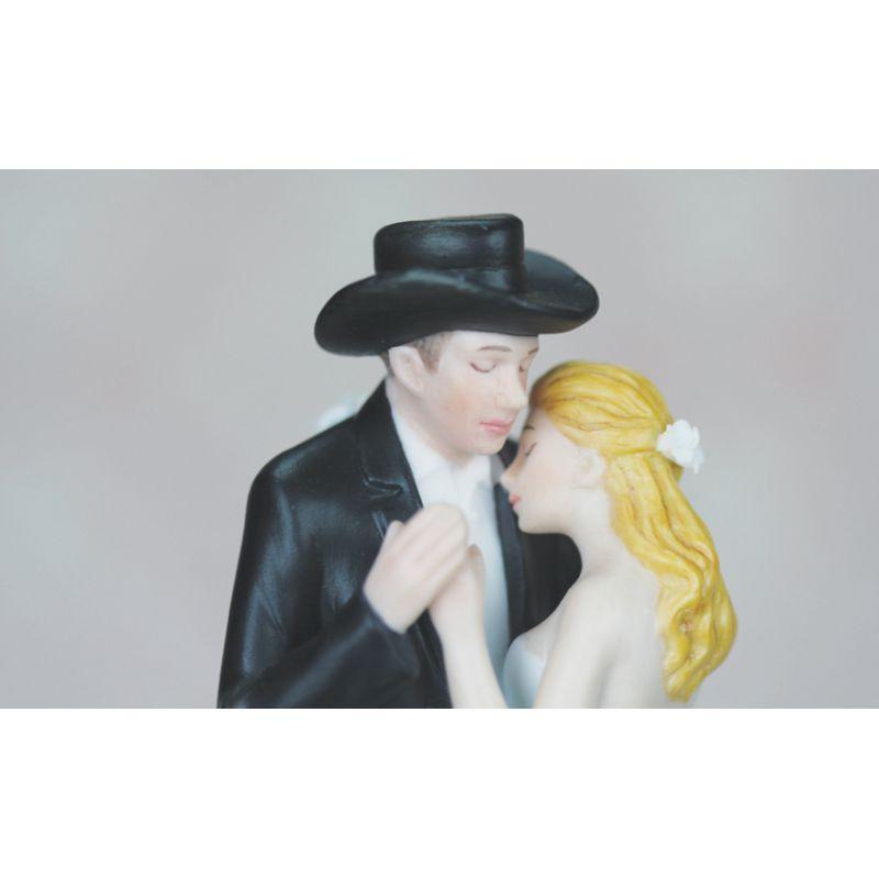 Figurine Gateau De Mariage Western 4