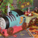 Idée décoration gateau anniversaire