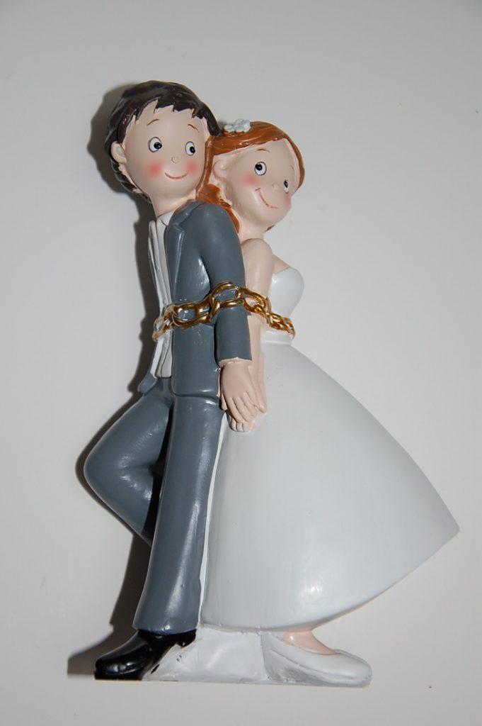 Inspiration Figurine Gateau De Mariage Western