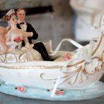 Décoration gateau de mariage