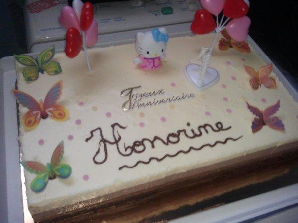 D coration gateau anniversaire fille 1 an - Decor gateau anniversaire fille ...