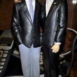 Figurine gateau mariage gay