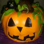 Idee déco gateau halloween