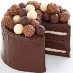 Décoration gateau chocolat facile