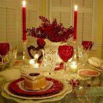 Décoration gateau saint valentin