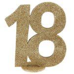 Décoration gateau anniversaire 18 ans