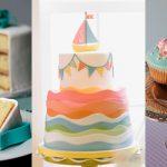 Décoration gateau anniversaire pate a sucre