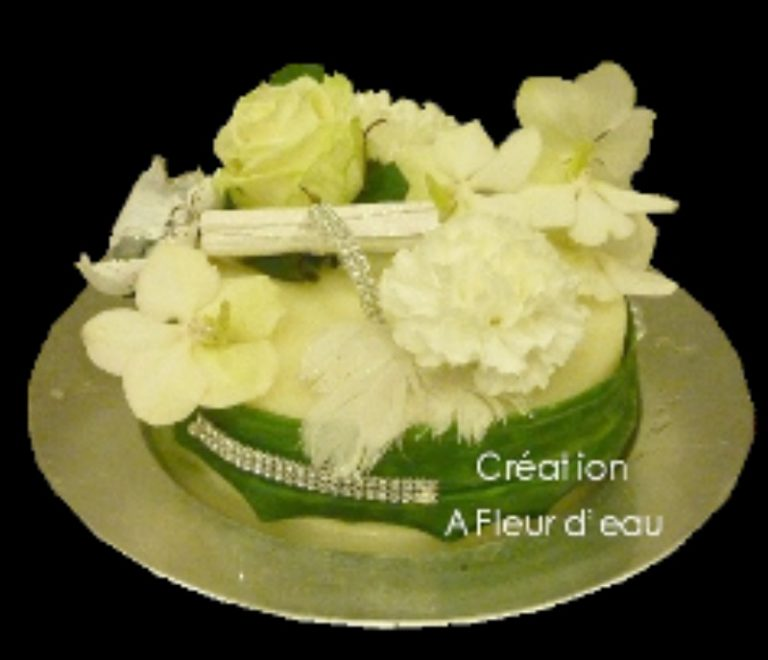 D coration gateau jour de l 39 an for Decoration jour de l an