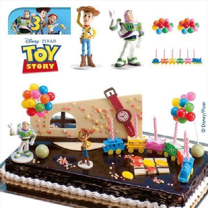 décoration gateau toy story #3