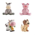 Figurine gateau mariage animaux