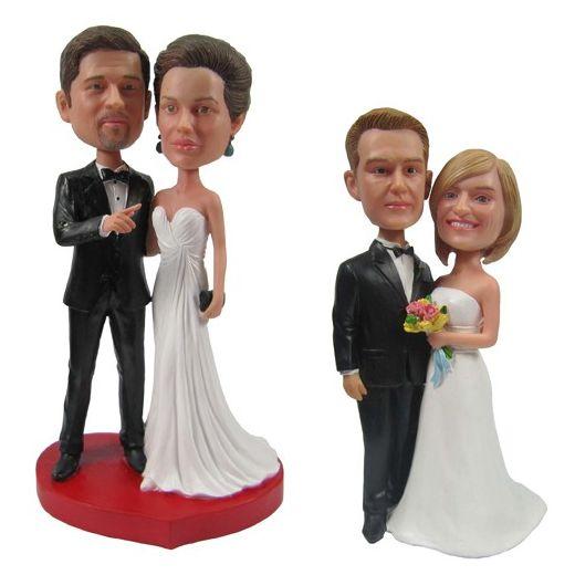 Figurine Gateau Mariage Personnalisé 3