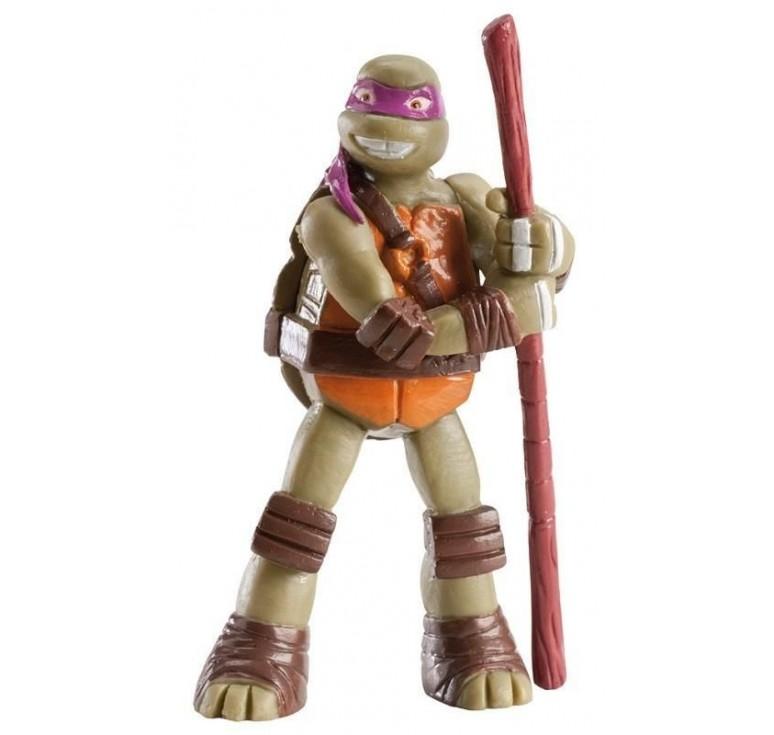 Décoration gateau tortue ninja