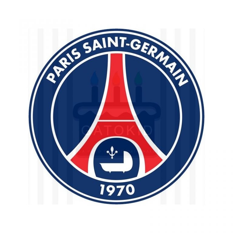 photo déco gateau foot psg