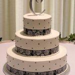 Décoration gateau mariage