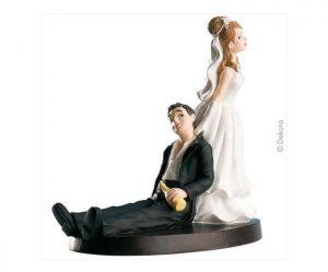Figurine pour gateau mariage