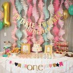 Décoration gateau anniversaire fille 7 ans