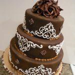 Décoration gateau chocolat
