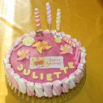Décoration gateau anniversaire 3 ans