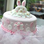 Décoration gateau anniversaire fille 4 ans