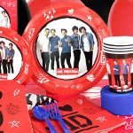 Déco gateau one direction