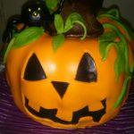 Déco gateau halloween