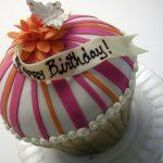 Idée déco gateau anniversaire adulte
