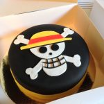 Déco gateau one piece